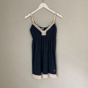 Victoria's Secret PINK Blue Sleep Gown Medium